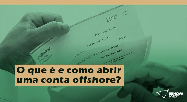 conta offshore