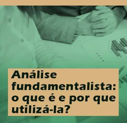 analise fundamentalista
