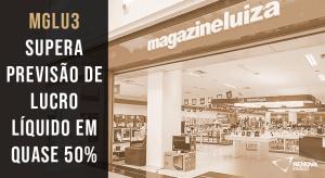 resultado Magazine Luiza (MGLU3) para o 3T20