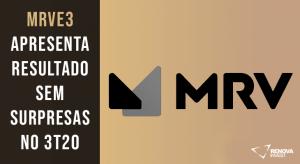MRV (MRVE3)