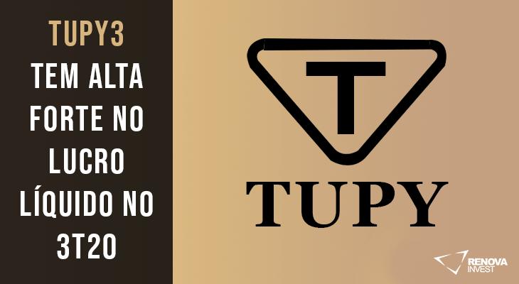 Análise Completa: Resultado Tupy (TUPY3) para o 3T20