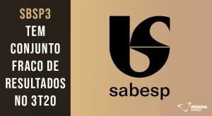 Resultado Sabesp (SBSP3)
