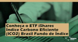 ETF iShares índice carbono eficiente