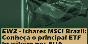 EWZ - Ishares MSCI Brazil: Conheça o principal ETF brasileiro nos EUA