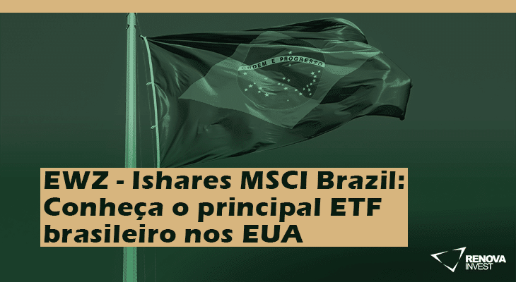 EWZ - Ishares MSCI Brazil Conheça o principal etf brasileiro nos eua