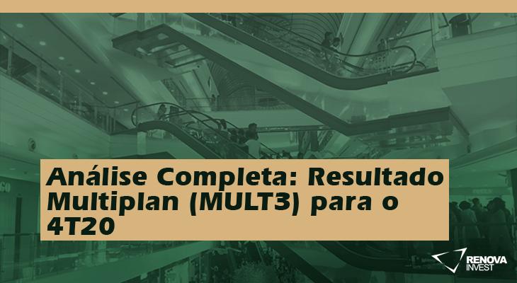 Análise Completa: Resultado Multiplan (MULT3) para o 4T20