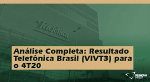 Análise Completa: Resultado Telefônica Brasil (VIVT3) para o 4T20