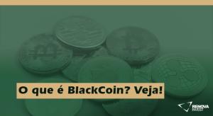 O que é BlackCoin? Veja!