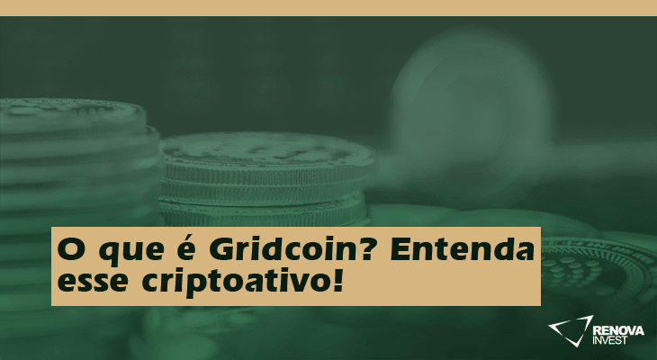 O que é Gridcoin? Entenda esse criptoativo!