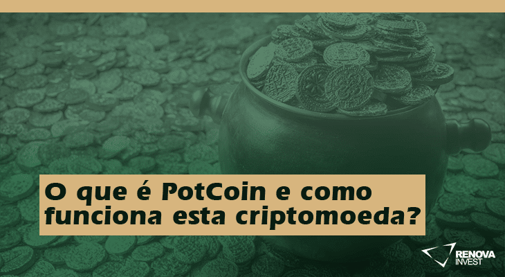 O que é PotCoin e como funciona esta criptomoeda?