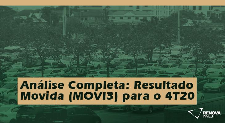 Análise Completa: Resultado Movida (MOVI3) para o 4T20