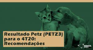 Análise Completa: Resultado Petz (PETZ3) para o 4T20