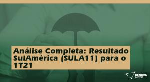 SulAmérica (SULA11) 1T21