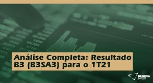 B3 (B3SA3) 1T21