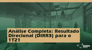 Direcional (DIRR3) 1T21