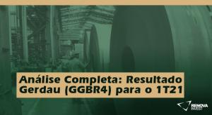 Gerdau (GGBR4) 1T21