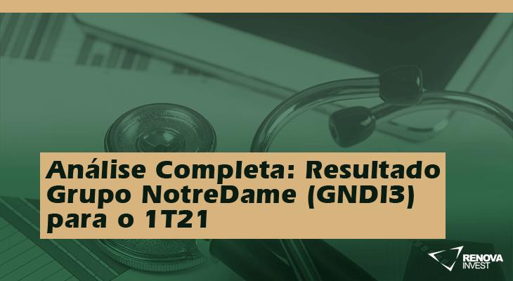 NotreDame Intermédica (GNDI3) 1T21