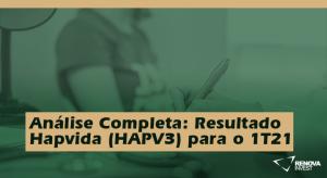 Hapvida (HAPV3) 1T21