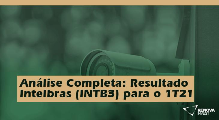 Análise Completa: Resultado Intelbras (INTB3) 1T21