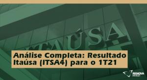 Itaúsa (ITSA4) 1T21