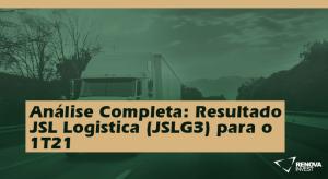 JSL (JSLG3) 1T21