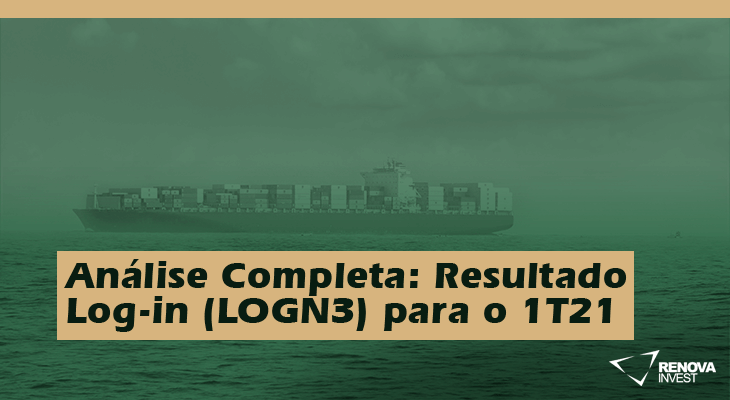 Análise Completa: Resultado Log-in (LOGN3) 1T21