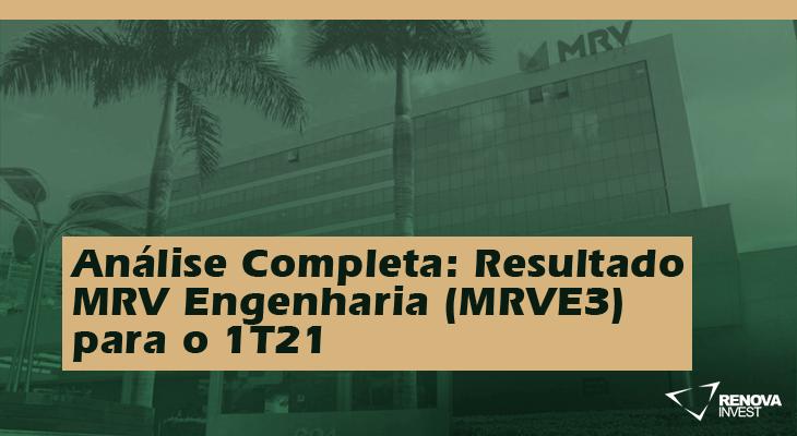 MRV Engenharia (MRVE3) 1T21