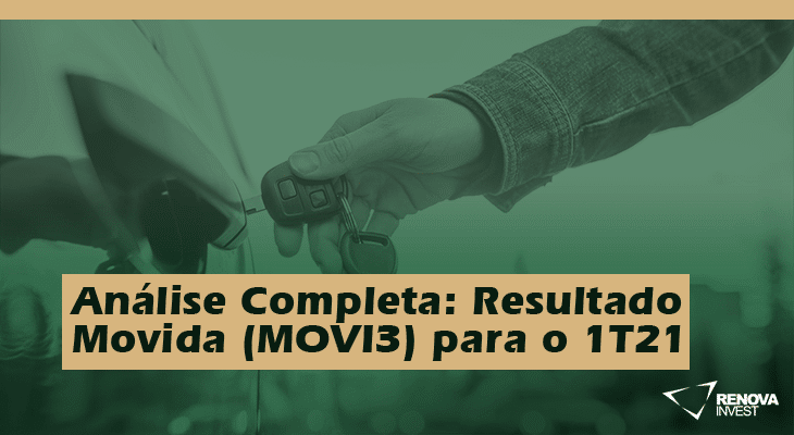 Análise Completa: Resultado Movida (MOVI3) para o 1T21