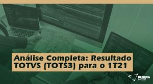 Totvs (TOTS3) 1T21