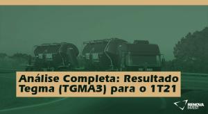 Tegma (TGMA3) 1T21