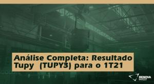Tupy (TUPY3)
