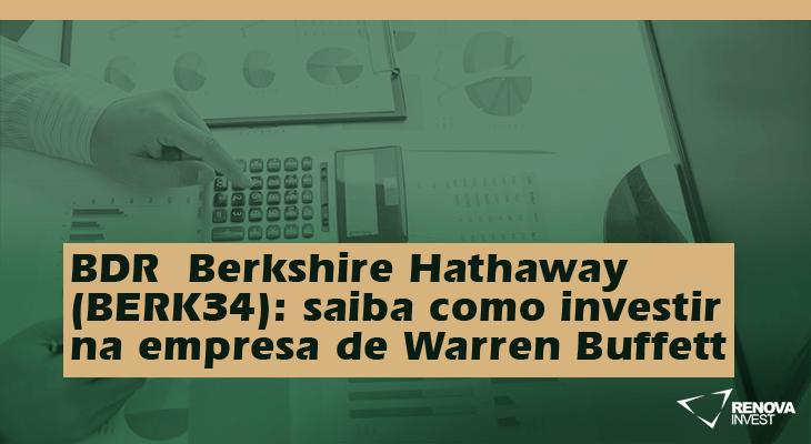 BDRBerkshire Hathaway (BERK34)