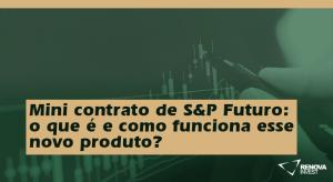 Mini contrato de S&P