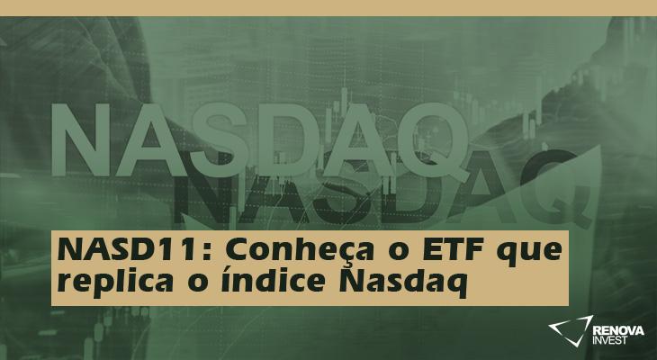 NASD11- Conheça o ETF que replica o índice Nasdaq