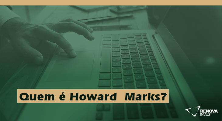 Quem é HowardMarks