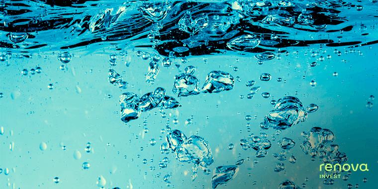 Vitreo Água FIA: conheça o fundo que investe em água